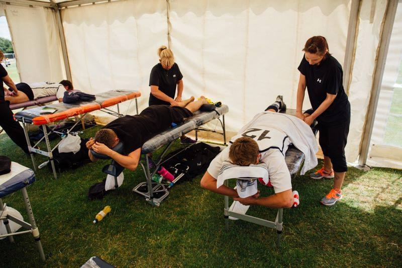 sports massage & sports injury clinic in Leicester, Leicestershire