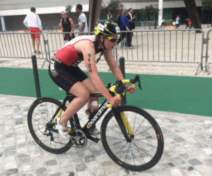 Emily Patch cycling