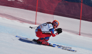 Cara Brown, a downhill skier who has been treated by Function Jigsaw
