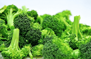 Broccoli is good for aiding injury recovery