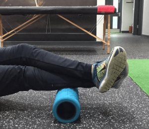 Ankle mobility with Active Roller
