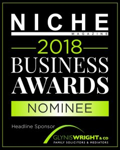 Business award nominee 2018